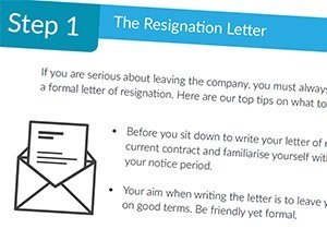The Complete guide to Resigning